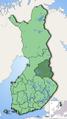 Finland regions Kainuu.png