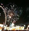 Fireworks over North Carolina State Fair 2009.jpg