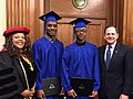First Graduates with Dr. Prince and Mayor Slay.jpg