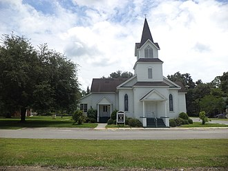 Jasper, Florida - United Methodist Church