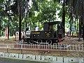 First Steam Railway Engine Of Bangladesh .jpg