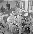 First US Army Rehabilitation Centre- Recuperation and Training at 8th Convalescent Hospital, Stoneleigh Park, Kenilworth, Warwickshire, UK, 1943 D16589.jpg