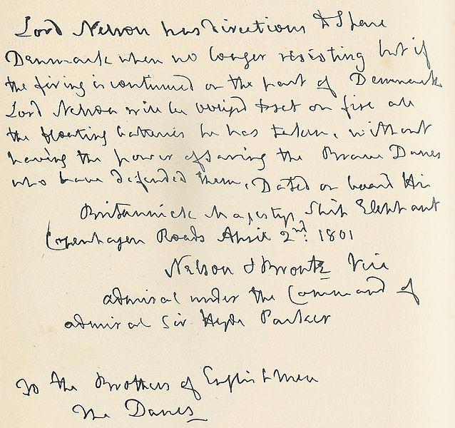 File:First letter of Nelson Copenhagen.jpg