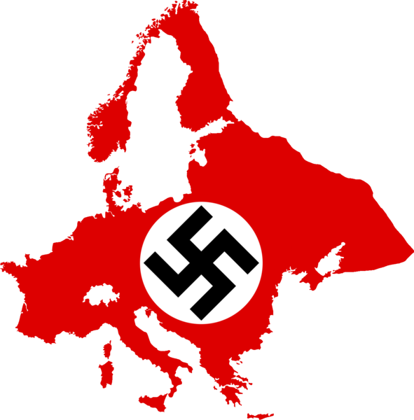 File:Flag Map of Nazi Occupied Europe.png