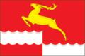 Flag of Kezhemsky rayon (Krasnoyarsk krai).png