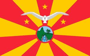 Ngardmau - Image: Flag of Ngardmau State