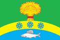 Flag of Priluzhsky (Krasnoyarsk krai).png