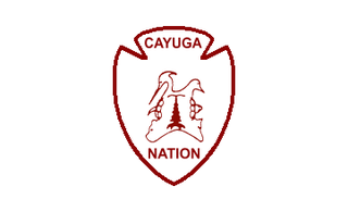 Cayuga Nation of New York Federally recognized tribe of Cayuga people, based in New York, United States
