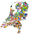 Flags of municipalities of the Netherlands.png