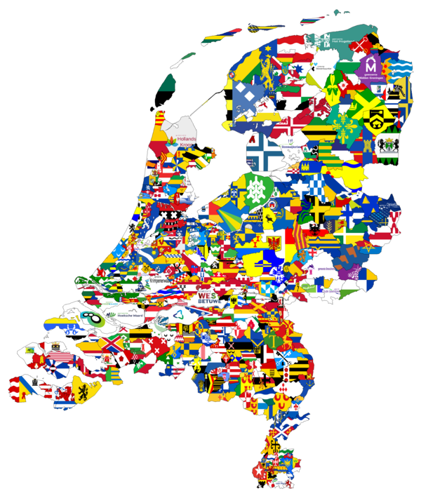 Flags of municipalities of the Netherlands Flags of municipalities of the Netherlands.png