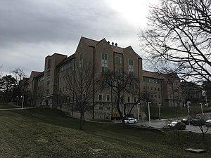 University of Missouri–Kansas City - Flarsheim Hall at UMKC