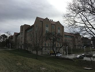 University of Missouri–Kansas City - Flarsheim Hall at UMKC