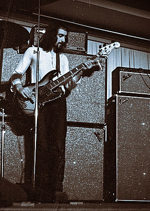 John McVie - McVie with Fleetwood Mac, 18 March 1970