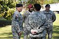 Flickr - The U.S. Army - Gen. George W. Casey Jr., visits with Fort Jackson students.jpg