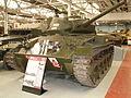 Flickr - davehighbury - Bovington Tank Museum 261 chaffee m24.jpg