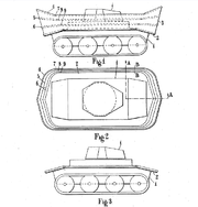 Floatation Screen Patent