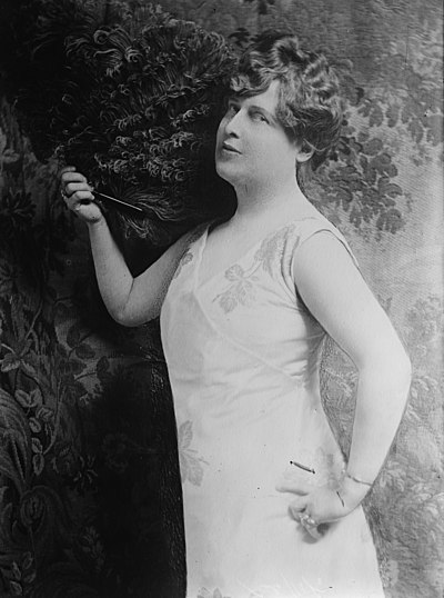 Florence Foster Jenkins, « The Glory (????) of the Human Voice ».