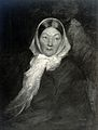 Florence Nightingale. Photograph by Millbourn. Wellcome V0026907.jpg
