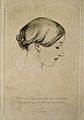 Florence Nightingale. Photogravure after Hilary Bonham-Carte Wellcome V0004305.jpg