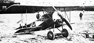 Fokker D.VI - Image: Fokkerd 6