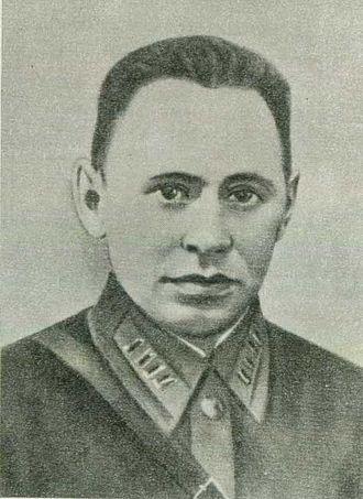 Yefim Fomin - Image: Fomin Efim