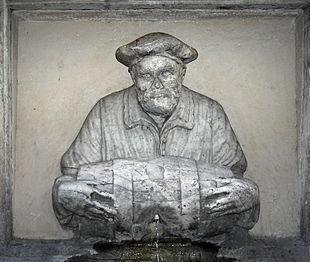 Statua del Facchino