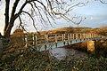 Footbridge at Ballowfield - geograph.org.uk - 767519.jpg
