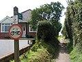 Footpath at Blackhorse - geograph.org.uk - 969344.jpg