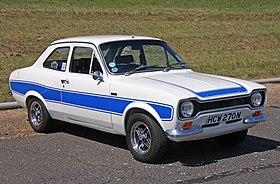 Ford Escort (Europe) - Wikipedia, the free encyclopedia