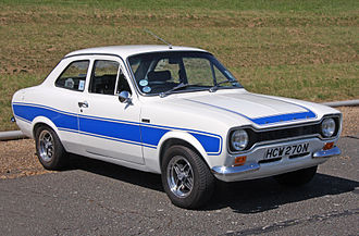 Ford Escort (Europe) - Ford Escort RS2000 Mark I