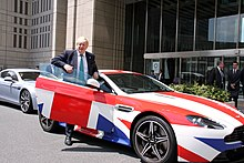 Boris Johnson Qatar Blockade