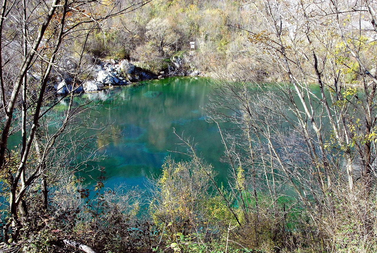 Forgaria nel Friuli Laghetto di Cornino 01112007 07.jpg
