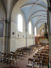 la restauration du milieu du xix e siclemodifier modifier le code aglise saint lucien de