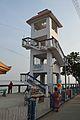 Four-storey BSF Watchtower - Bidhan Saikat - Taki - North 24 Parganas 2015-01-13 4794.JPG