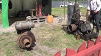 File:Four Stationary Engines from 1940's.webm
