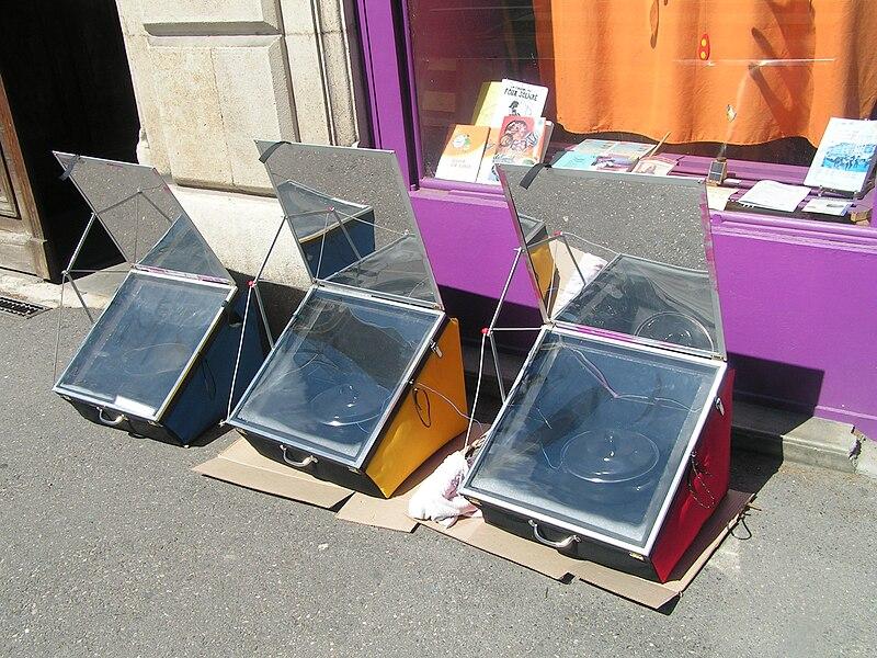Tipos de hornos solares (+ plano de regalo + yapa)