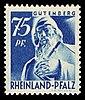 Fr. Zone Rheinland-Pfalz 1947 13 Johannes Gutenberg Denkmal in Mainz.jpg
