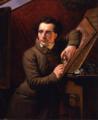 François Antoine Gelée by Paul Carpentier.png
