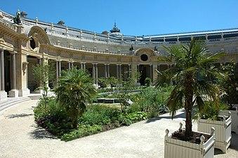 Petit palais wikip dia for Cafe le jardin du petit palais