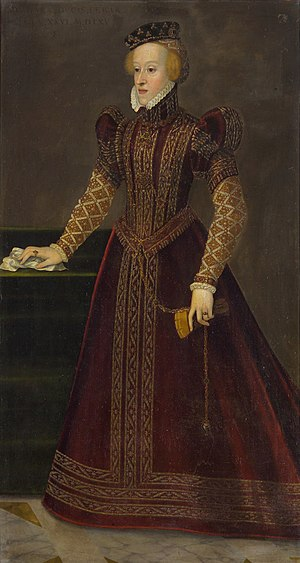 Archduchess Barbara of Austria - Image: Francesco Terzio 005