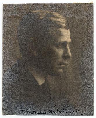Francis McComas (painter) - Image: Francis John Mc Comas