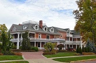 Sebring, Ohio - Frank Sebring House