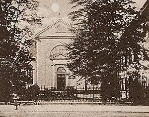 French Reformed Church (Königsberg) - French Reformed Church