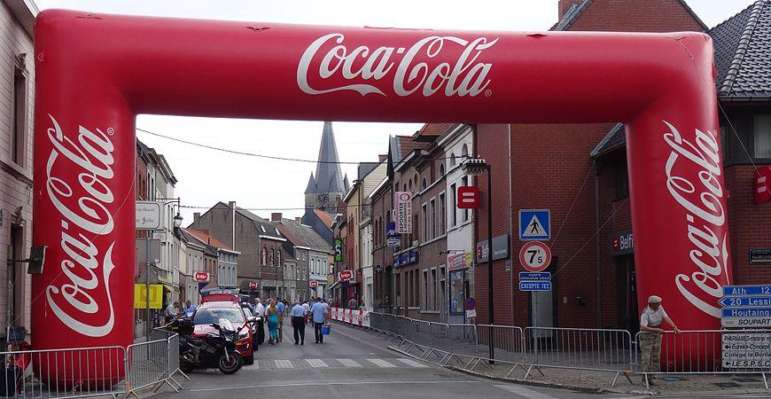 Frasnes-lez-Anvaing - Tour de Wallonie, étape 1, 26 juillet 2014, départ (A16).JPG