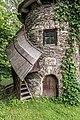 Frauenstein Schloss Wasserablaufschleusenturm 20062015 5013.jpg