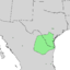 Fraxinus berlandieriana range map 3.png
