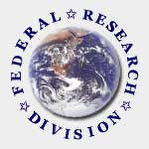Federal Research Division - Logo of the Federal Research Division