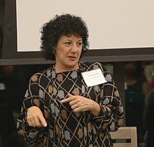 A picture of Freada Kapor Klein.