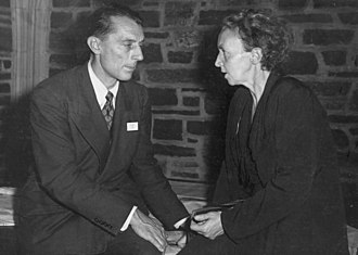 Frédéric Joliot-Curie - The Joliot-Curies in the 1940s