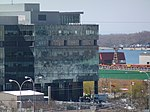 Freighter Whistler moored at the Redpath Sugar Refinery, 2013 05 02 -h.JPG